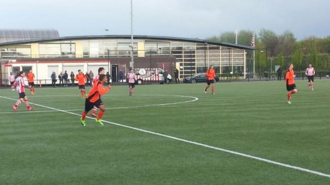 1e helft U20 vs Sparta u19jpg