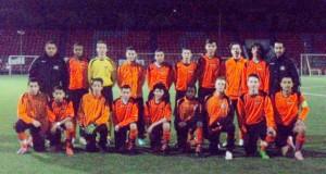 elftal U15 brabant u O15 23-02